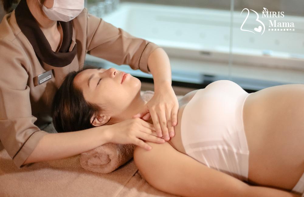 孕婦按摩推介 - 懷孕肩頸按摩